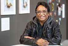 Photo of Ramaswami Mahalingam
